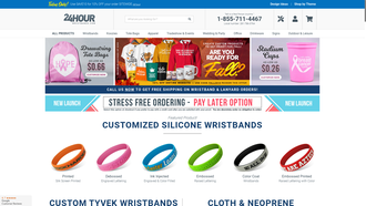 24hourwristbands.com reviews