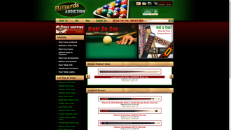 billiardsaddiction.com reviews