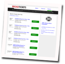 broadticket.com reviews