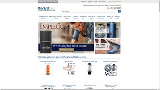 centralvacuumstores.com reviews