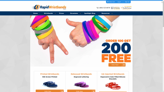 rapidwristbands.com reviews