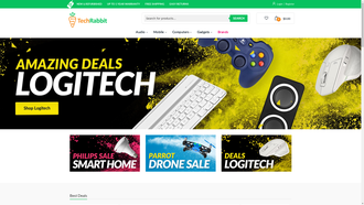 Techrabbit.com reviews