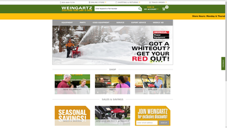 weingartz.com reviews